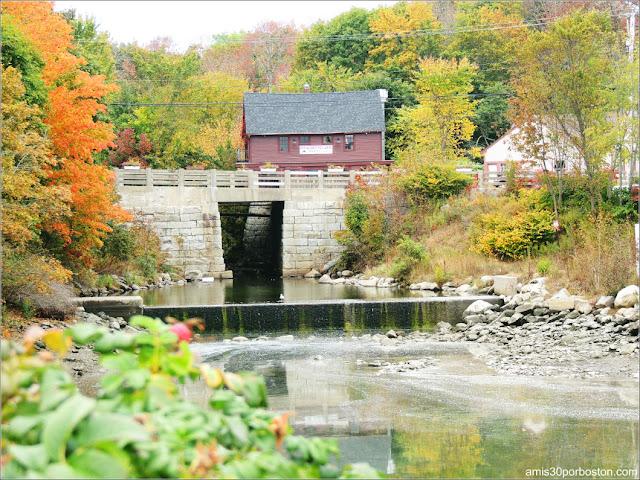 Paisaje en Blue Hill, Maine