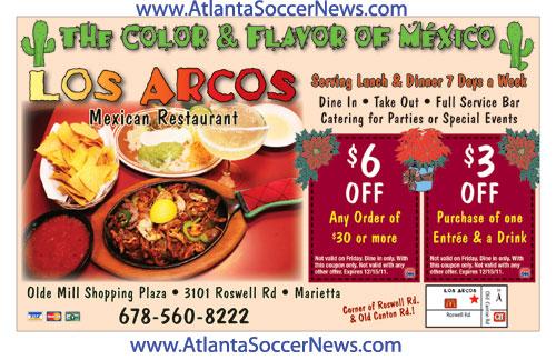 Los-Arcos-110411 BUSINESS SPOTLIGHT: LOS ARCOS