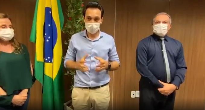URGENTE - Governo anuncia mais 2 casos de coronavírus em Rondônia