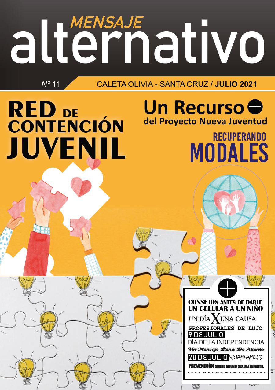 Revista Digital - MENSAJE ALTERNATIVO