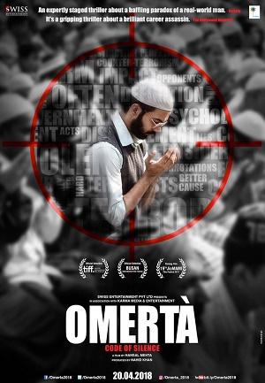 Omerta 2018 Hindi 720p 480p WEBRip