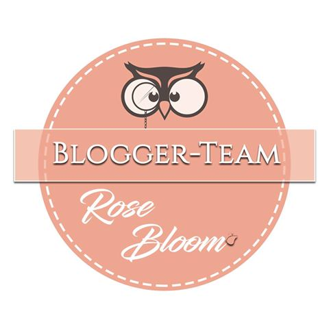 Blogger-Team Rose Bloome