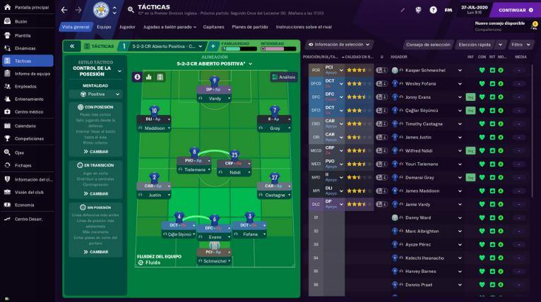 Football Manager 2021 PC Español