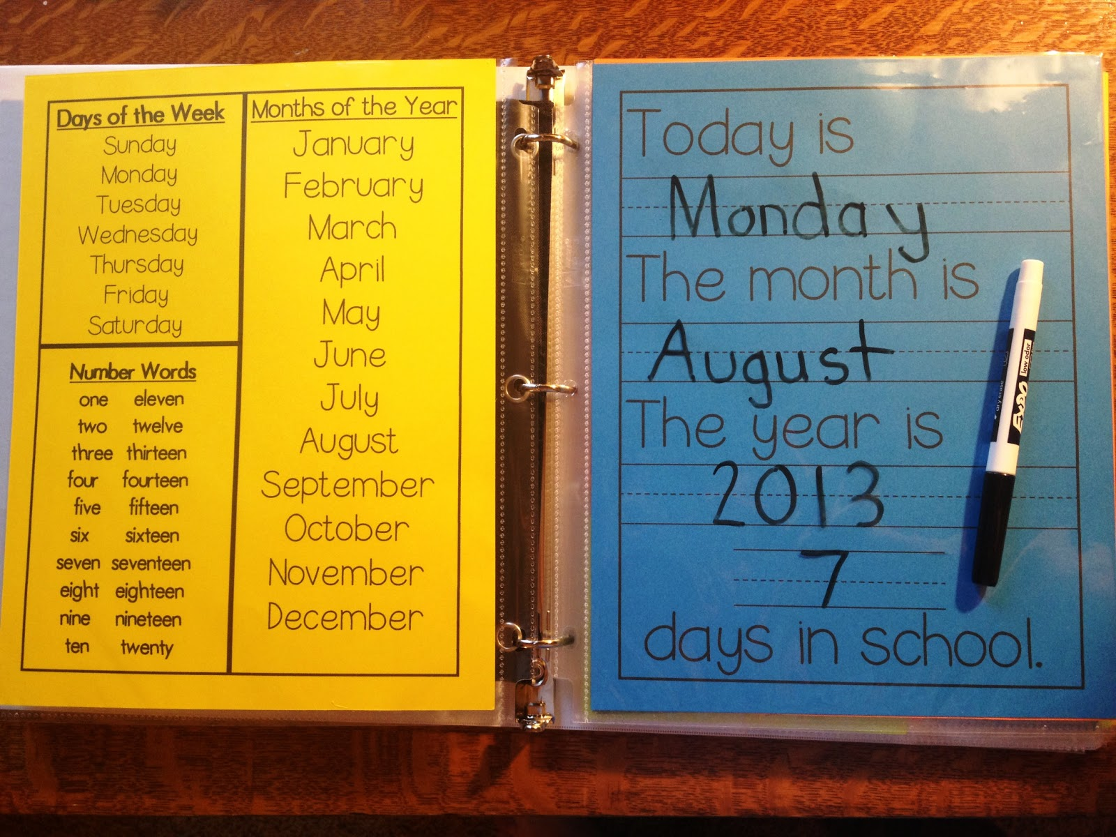 How To Implement The Rise And Shine Binder And A Freebie
