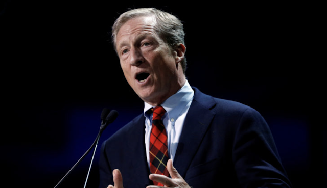 RNC Spox Eviscerates Steyer as He Enters Crowded 2020 Dem Primary