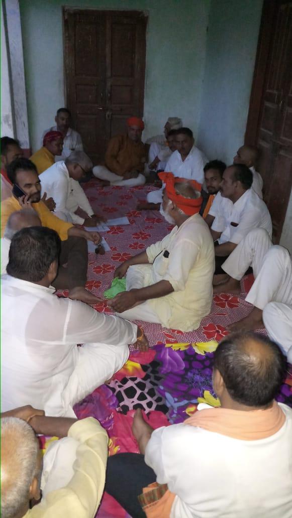 सदस्यता अभियान की सफलता को भाजपाईयों ने बनाई रणनीति