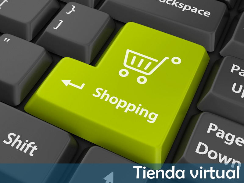 TIENDA VIRTUAL - SHOP ON LINE