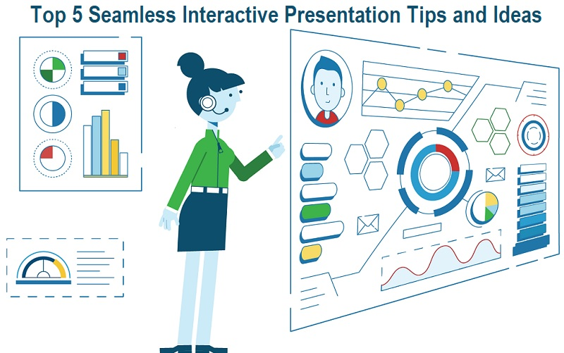 Seamless Interactive Presentation Tips