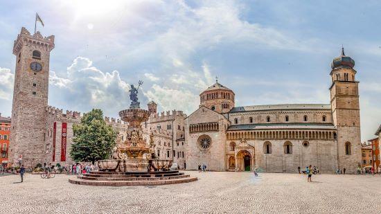 Dove dormire in Trento e provincia spendendo dai 30 ai 60 euro a notte.
