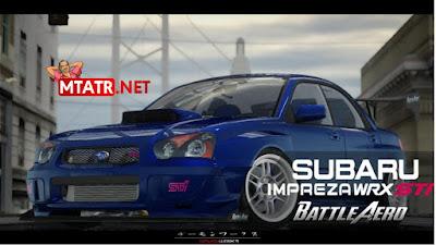MTA SA Subaru Impreza WRX STI