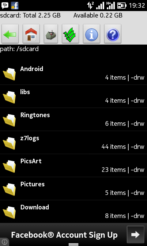 Fileku Free File Manager For Nokia X platform - TEKNOKIA