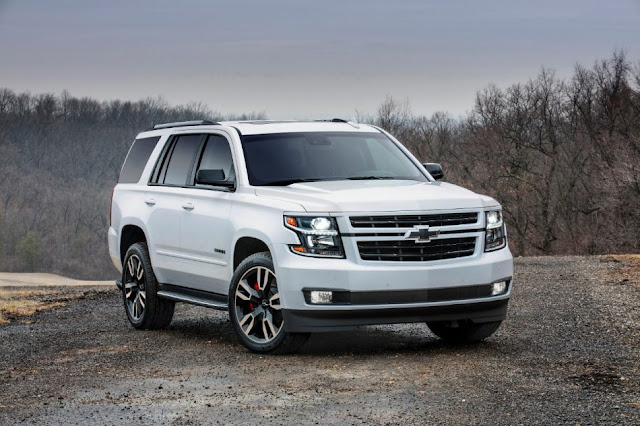 Tahoe Will Be Available in RST Special Performance Edition