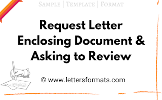 request letter for cctv review sample