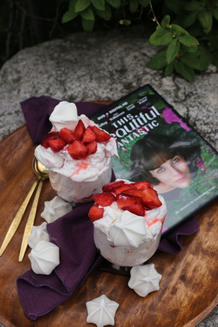 This Beautiful Fantastic Eton Mess | #FoodnFlix