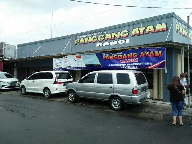 Warung Tradisional Ayam Panggang Bangi;Ayam Panggang Bumbu Rujak, Pilihan Nikmat Khas Bangi;