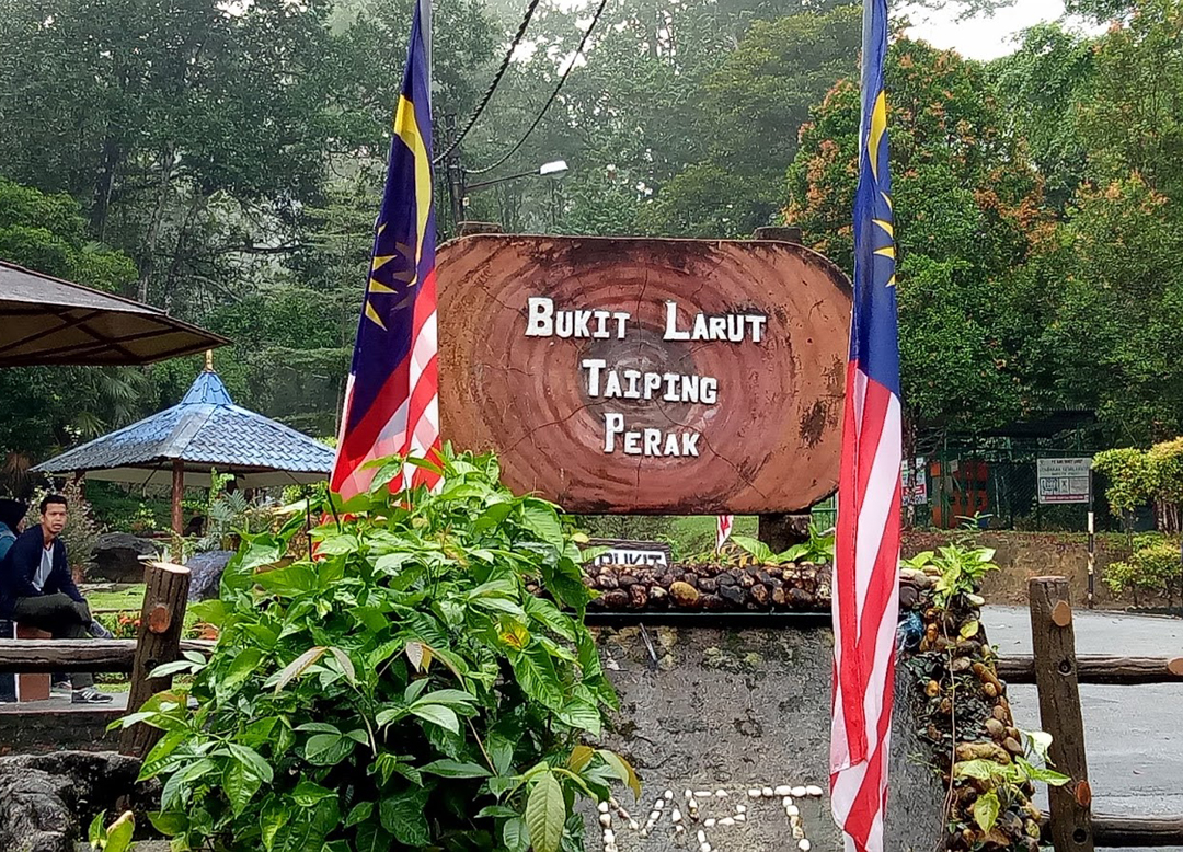 Maxwell Hill or Bukit Larut Taiping