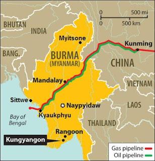 Myanmar, conflictos, situación. Rohingyas. Guerrilla Karen... - Página 3 Gasoductomyanmar
