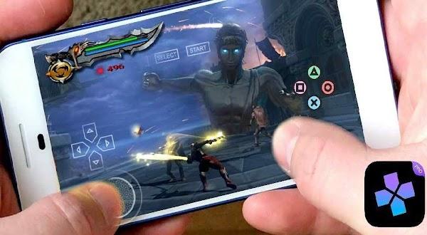 Damon PS2 Pro Apk Emulator Terbaru 2019