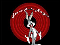 Resultado de imagen de esto es todo amigos bugs bunny