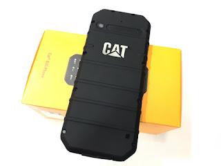Hape Outdoor Caterpillar Cat B35 New 4G LTE KaiOS Support WA IP68 Certified