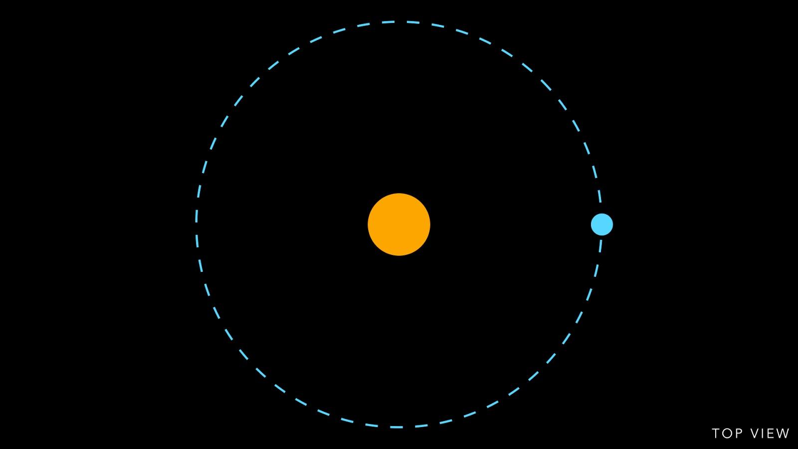 Earth's orbit around the Sun Orbiting Frog wallpaper