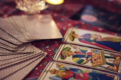 Cartas del Tarot esotérico