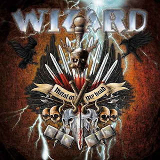 "Ο δίσκος των Wizard ""Metal in My Head"""