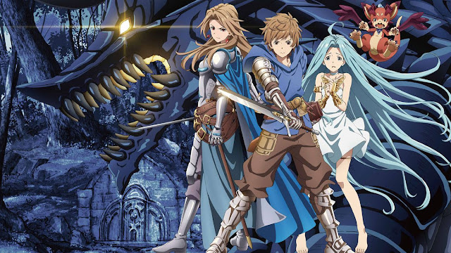 Segunda temporada de Granblue Fantasy the Animation se estrenará en octubre