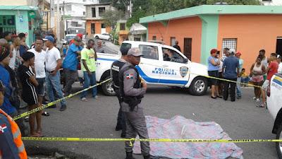 Resultado de imagen para Ultiman a cuchilladas exmiembro del ERD en Pueblo Nuevo