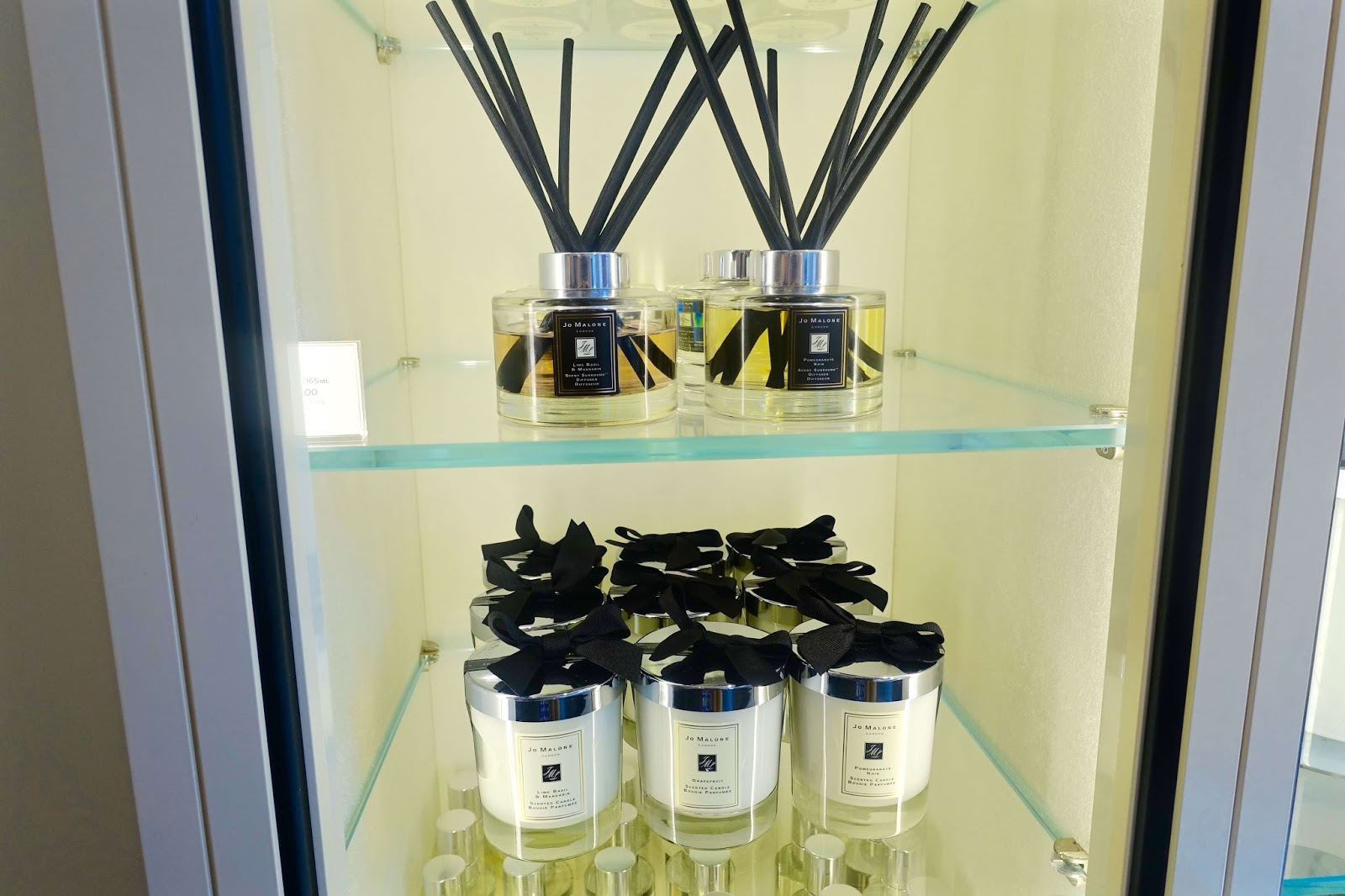Jo Malone candles and in-scents