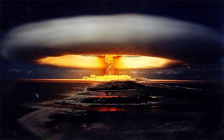 Resultado de imagen para Corea del Norte prueba bomba de hidrógeno y provoca terremoto