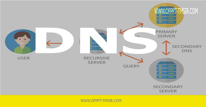 DNS ( Definition , Requetes , Nslookup , type serveurs )