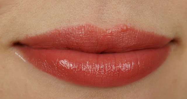Quo Colour Lust Lipstick Review Swatches serenade swatch