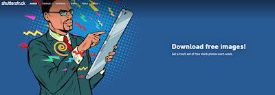 Cara Download Gambar Gratis Di Shutterstock
