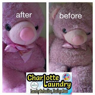 laundry boneka dan laundry antar jemput jakarta selatan jakarta timur jakarta pusat