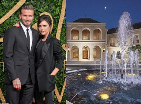 David and Victoria Beckham are reportedly eyeing up this £160m mega mansion in California