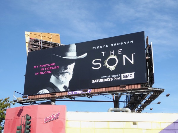 The Son season 1 billboard