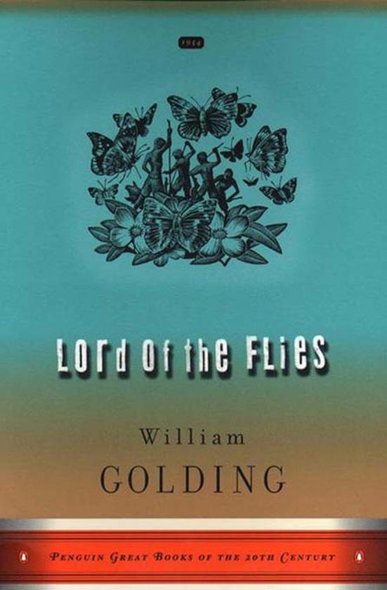 Lord of the Flies Novel by William Golding