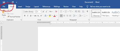 3 Cara Mengubah Word Ke PDF