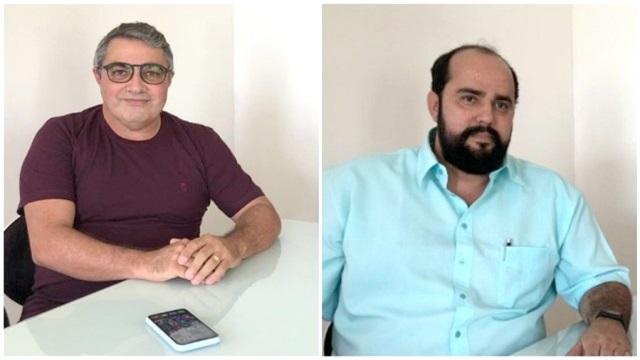 Prefeito Nabor anuncia os novos secretários de Saúde e de Esportes do município de Patos