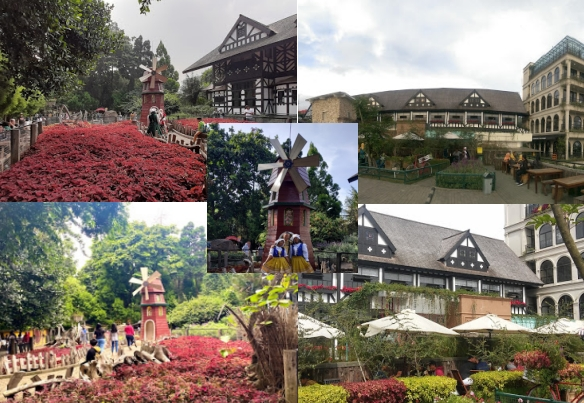 Farm House Lembang_Tempat wisata di bandung hits