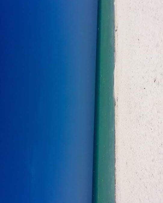 Reto viral: ¿Es una playa o una puerta?