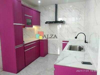 Interior Kitchen Set Gresik