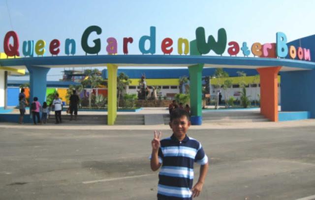 queen garden waterboom