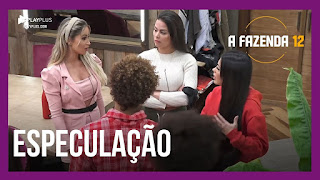 A Fazenda 12 – Carol, Mirella e peoas falam de escolhas na votação – Juliano fala para Cartolouco que não entende justificativa da Jojo