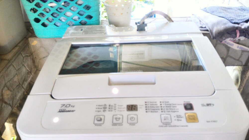 Washing Machine Panasonic NA-F70S7: