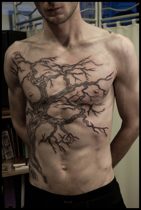tree tattoo designs for men and women (13)