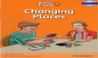 قصة Changing places كاملة واسئلة عليها
