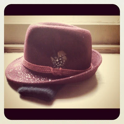 Hats and hair bows…