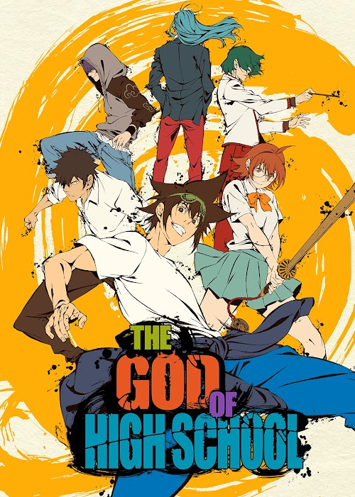 Descargar The God of High School [06 - ??][Sub Español][MEGA] HDL]